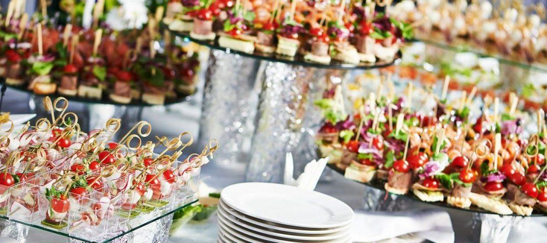Une sélection de repas de mariage pour un menu original
