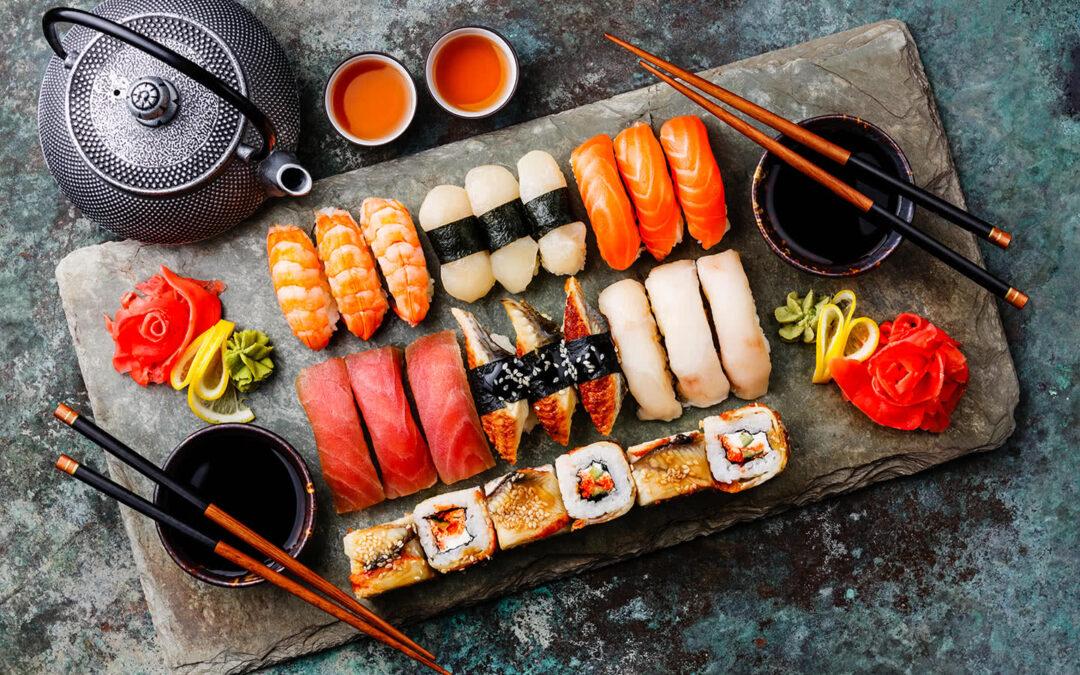 Les spécialités de la cuisine japonaise à découvrir